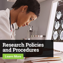 Research and Performance Support - Policies and Procedures