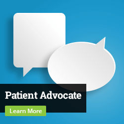 Patient Advocate. Learn More.