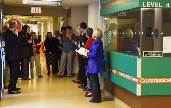 Accountable Care Unit Tour