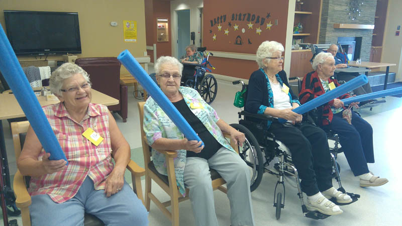 Long Term Care Residents