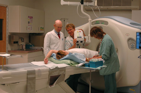 Diagnostic Imaging Services: 64-slice CT Scanner